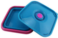 Eco-Friend BPA Free Collapsible LunchBoxes For Kids