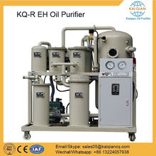 KQ-R Series Fire Resistant EH Oil Purifier for Oil Plant