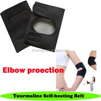Magnetic therapy far infrared tourmaline self heating elbow pads / brace / support