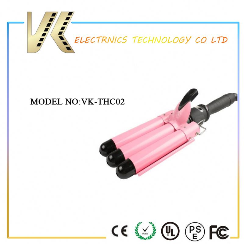 2016 electric ceramic roller machine/ hair hair curler/ hair curling tongs