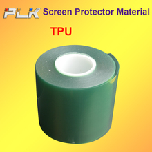 Factory Wholesale Best Quality Screen Protector Raw Material , Best Selling Raw Material TPU PET And Nano Roll Film%