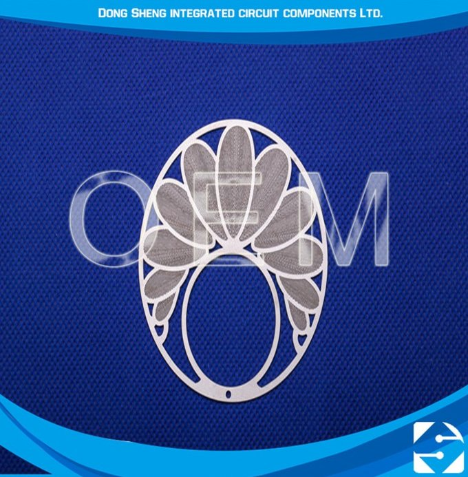 Fashion new design oem photo chemical etching souvenir gift wedding