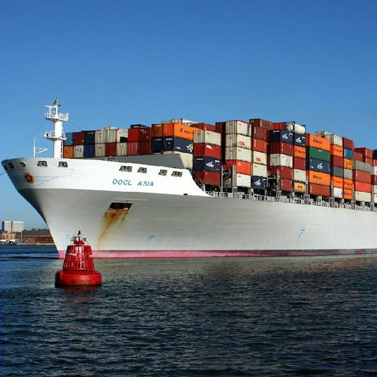 freight forwarder specialized in consolidation shipping and professional container shipping service from Foshan to Fiji