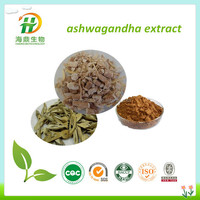 Ashwagandha Extract/ Withanolides 1.5% to 8% HPLC/ ISO Ashwagandha Extract