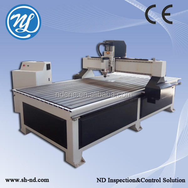 Operate flexibly and easy CNC Router for wood processing