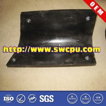 Waterproof hdpe sheet black 100mm with high quality