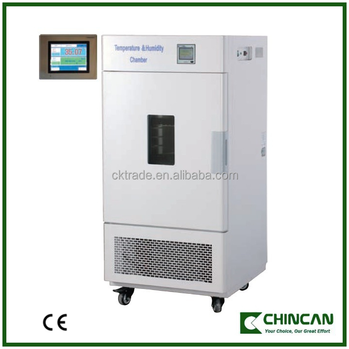 LCD screen Capacity100L ,RT10 to 85 degree constant temperature and humidity chamber