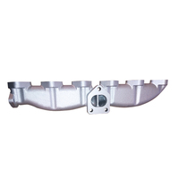 11627788422 Customized Exhaust Turbo Manifold For