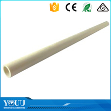 "YOUU New Products Agents Wanted 1/2"" Grey rigid PVC Conduit Schedule 40 PVC Water Pipe"