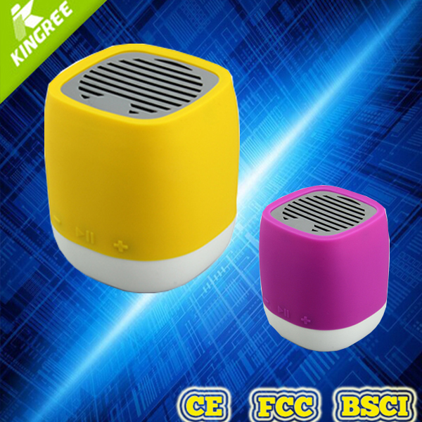 speaker cable 3.5mm/wireless portable outdoor furniture bluetooth speaker