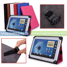 "Colorfull Slim Fit Leather Case Cover Auto Sleep/Wake for Kindle Fire HD 7"" Tablet With Four Patent Corner Claws"