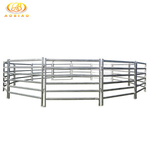 High Quality Wholesale Custom Cheap cattle yard panels victoria