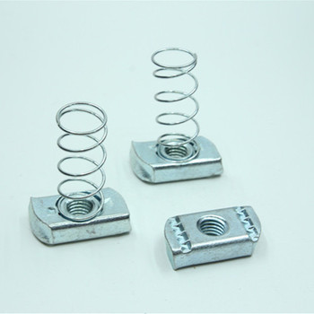 spring nuts/nuts/fasteners M10