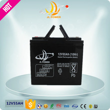 UPS Sealed lead acid battery 12v 55ah AGM 55AH