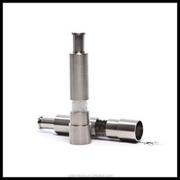 original style stainless steel manual mill pepper mill