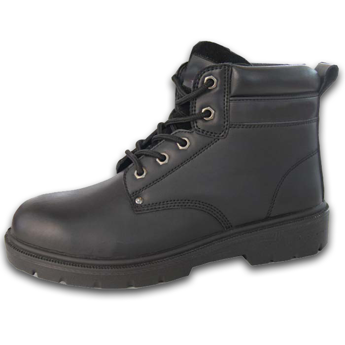 Bright color rubber sole high ankle 8 inch army police fighting military safety hunting shoes boots