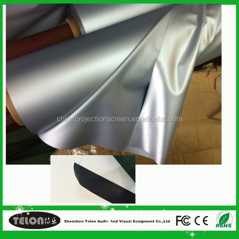 many types of roll up projection screen materials,projector curtain