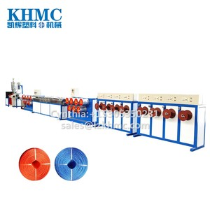 pp polypropylene yarn making extrusion machine line for rope and twine