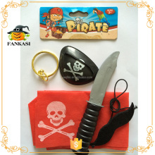 halloween Party kids plastic pirate set for sale