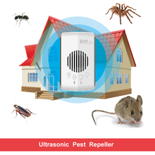 Multi Ultrasonic Pest Repeller Complete Home Kit 2-in-1 ultrasonic mouse chaser mosquito repeller pest bug control 110v/240v