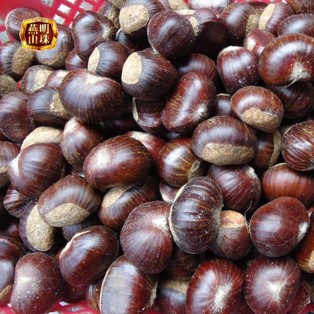 2017 New Crop Sweet Fresh Chinese Big Chestnuts
