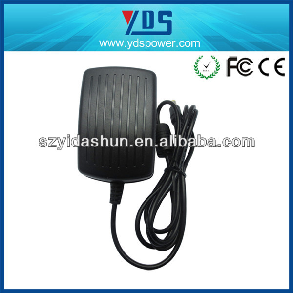10w wall mount power adapter with alibaba china supplier yidashun/ YDS, powerline ethernet adapter for cctv ,led strips