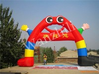 inflatable castle arch advertising tent inflatable entrance arch