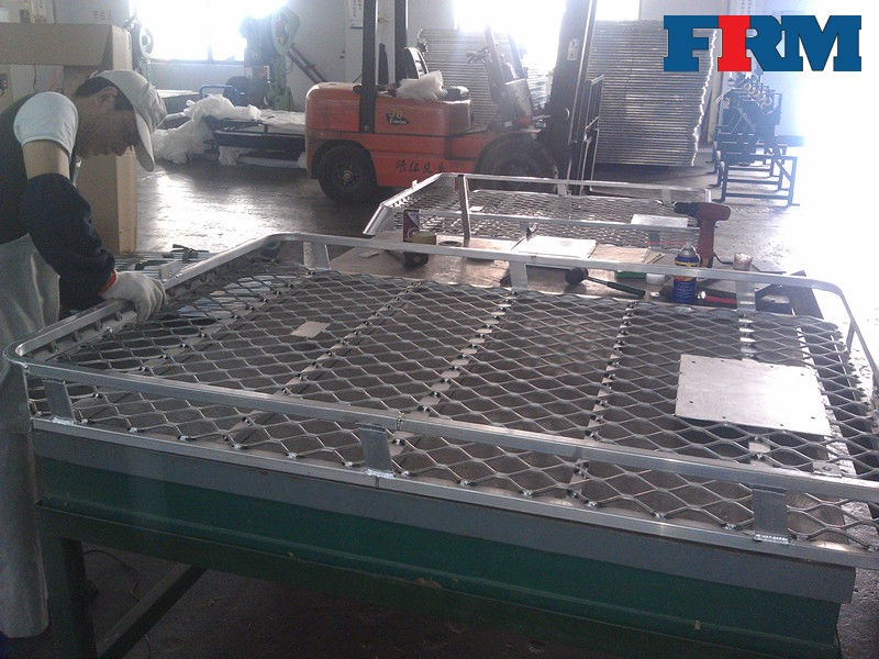aluminum fabricated products
