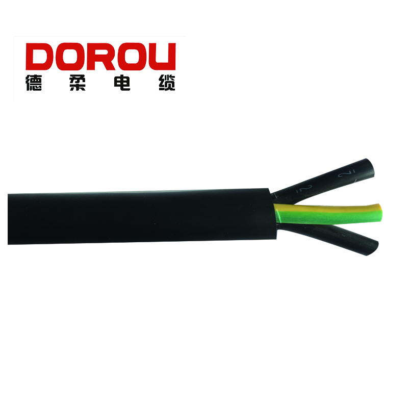 0.6/1KV 3G16MM2 robotic electrical high flex cable