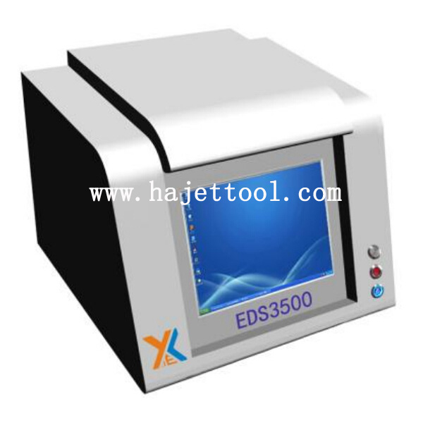 used gold metal detector precious metal analyzer EDS3500 xrf gold tester machine