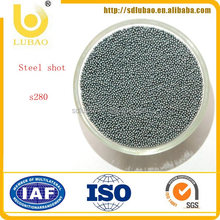 Abrasive shot blast material polishing media 50lbs cast steel shot
