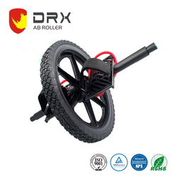 Fitness Extreme Abdominal Exercise Equipment AB Roller Wheel