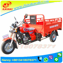 Guangzhou 2017 Motorcycle 3 Wheeler Heavy Carry Truck/ Hot Sell China Van Cargo Tricycle