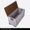Cheap plastic storage cabinet house container plastic storage box