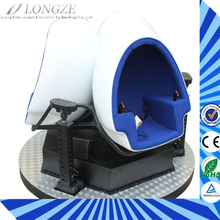 Latest Electric cinema equipment Amazing Small investment and high yield 9d roller coaster