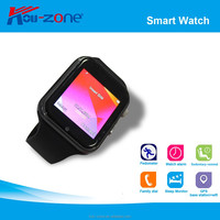 2016 Android Smart Watch Wholesale Heart Rate/GPS Smart Watch Phone