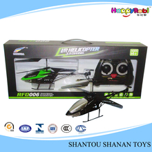 I/R helicopter 3 channel rc helicopter toys