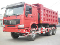 30Tons Sinotruck Howo Dump Truck 6*4 Tipper For Sales