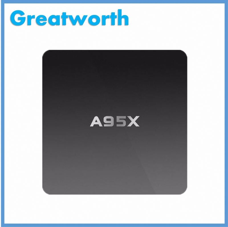 A95x Amlogic S812 A9 Quad Core Android 4.4 Youtube Chinese Movie Tv Box