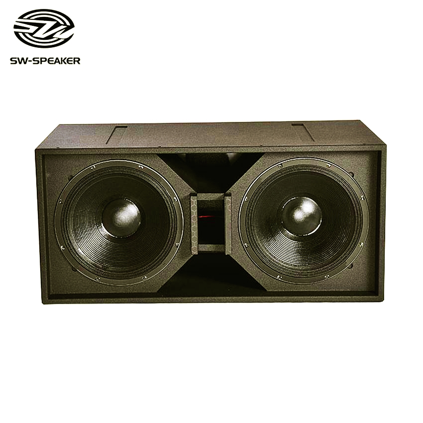 S28 china professional speaker manufacture 18 inch 8 Ohm 3000W