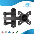 "lcd tv rotating bracket with 90 degree swiveling for 19-32"" plasma tvs 100x100 VESA hole pattern"