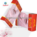 clear plastic cheap custom dress shirt box