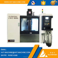 VMC 850L High Precision Vertical Auto Used Machinery