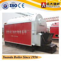 industrial coal fired 4000 kg, 4000 kg/h steam boiler for sale, supplied by Alibaba verified factory