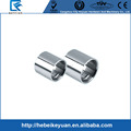 SS316 female ISO7/1 threaded stainless steel coupling