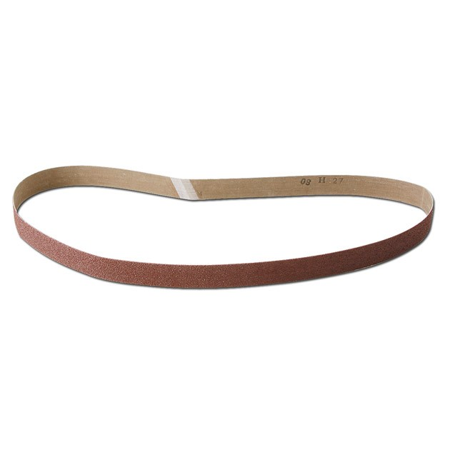 Steel Shaft Sanding Belt - 1 inch X 30 inch