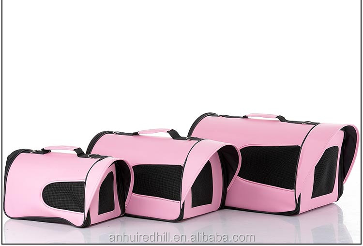 Airline Approved Luxury Convenient backpack dog carrier