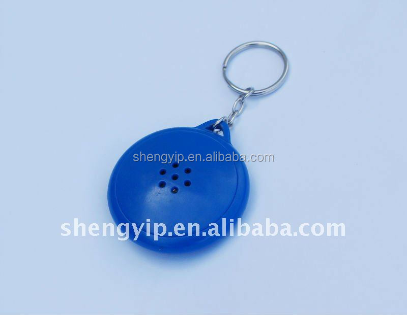 customized recordable keychain with music