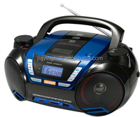 2016 Hot Portable CD/MP3 player Bluetooth Boombox