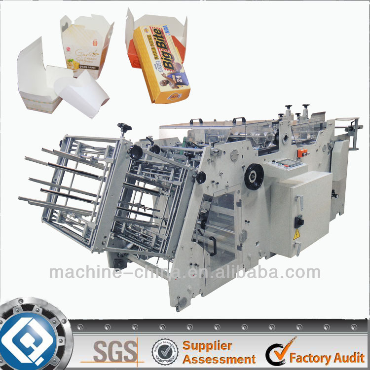 QH-9905 paper food box paper machine head box